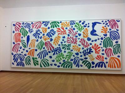 La perruche et la sirène - Henry Matisse, 1952